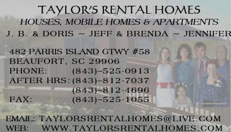 Taylor's Rental Homes